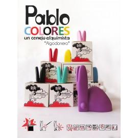 PABLO VIOLETA - DISPENSER DE ALGODON