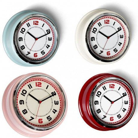 RELOJ RETRO PARED