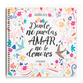 AGENDA CITARTE - FRIDA -AMAR 2019